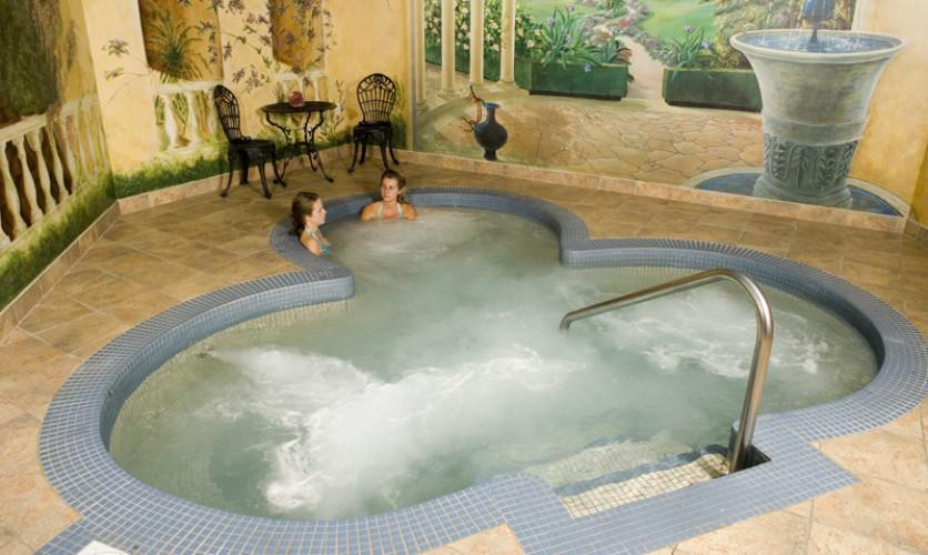 Manoir du lac William - Jacuzzi